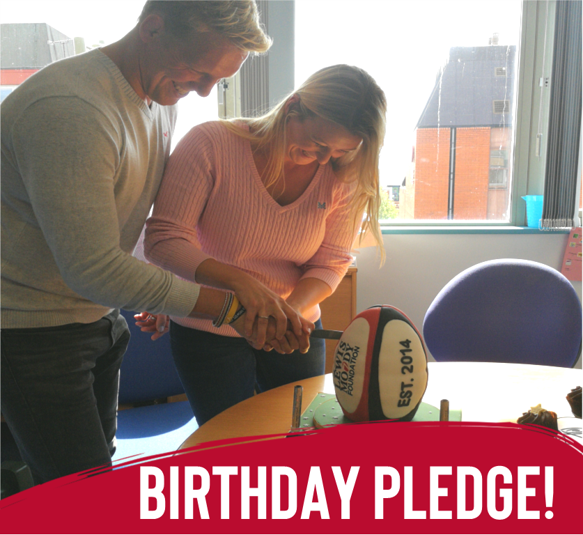 image Birthday Pledge!