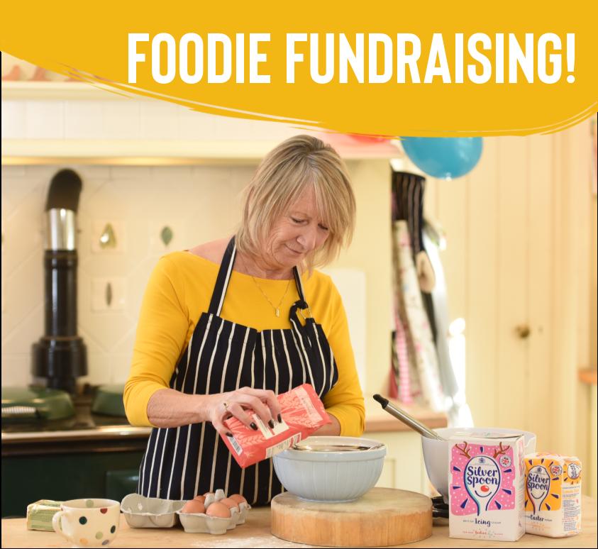 image Foodie Fundraising!