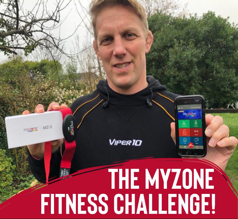 image Myzone Fitness Challenge!