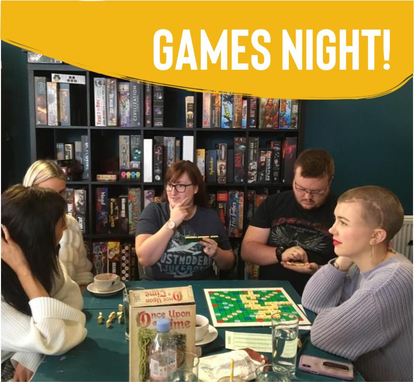 image Games Night!